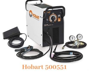 hobart EZ-TIG 165i welder - Tig welder for home garage