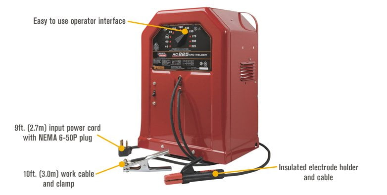 Lincoln AC 225 Welder Review