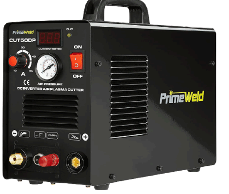 Primeweld 50A, cut50dp portable plasma cutter