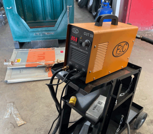 zeny plasma cutter review