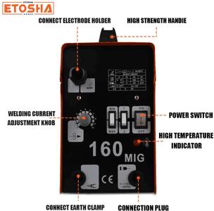Etosha 160 Flux Core Welder