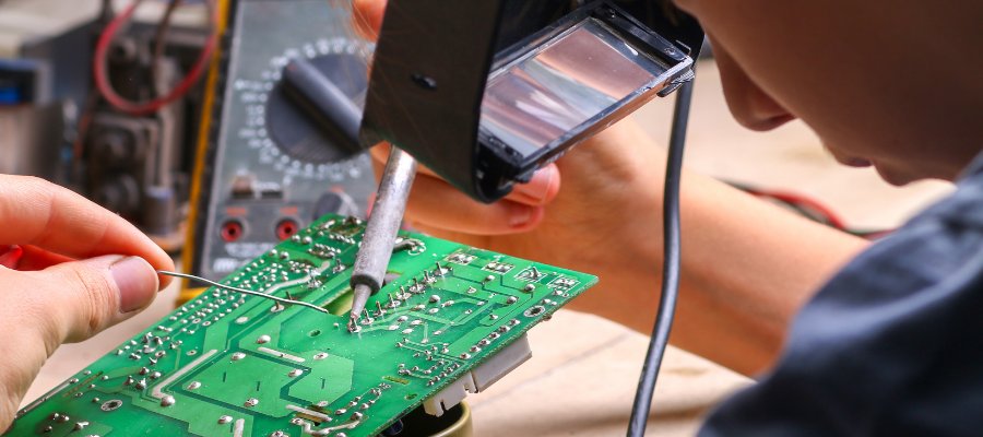 What is flux for soldering