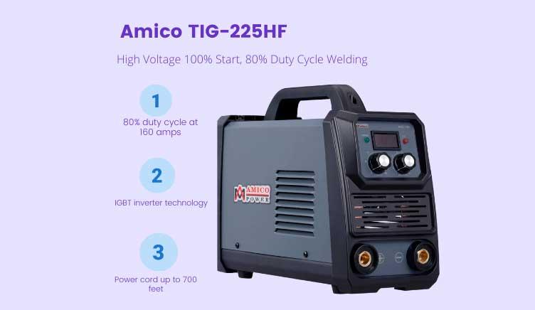 Amico TIG 225