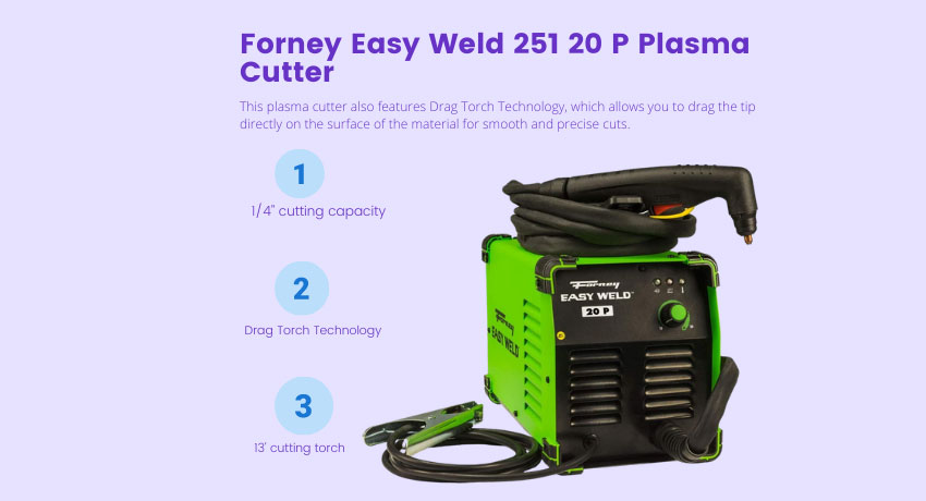 green forney easy weld 20p