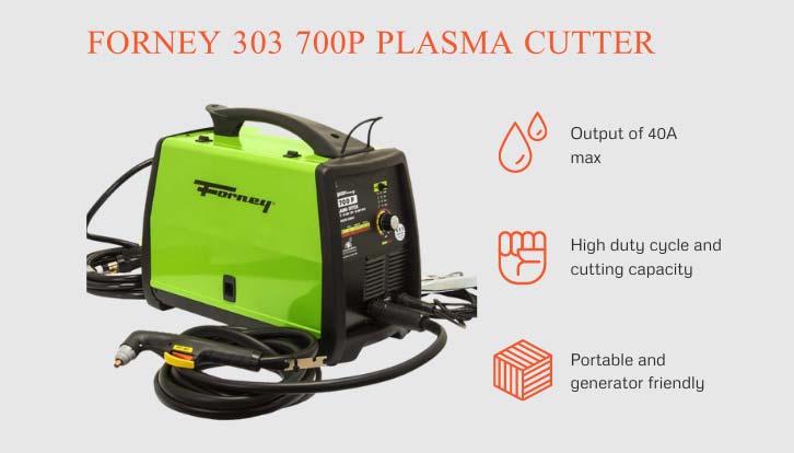 Forney 700P Plasma Cutter