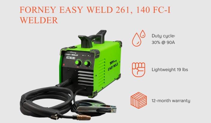 Forney Easy Weld 261