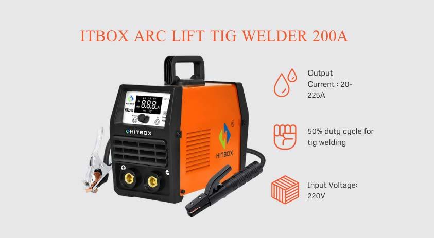 Hitbox TIG Welder