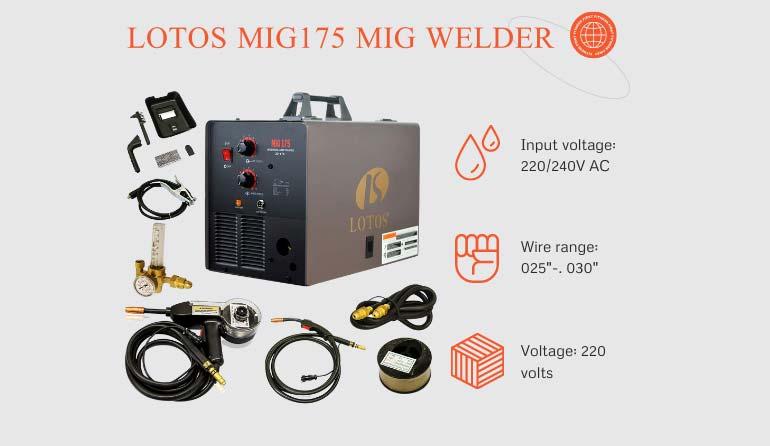 Best 220v MIG Welder