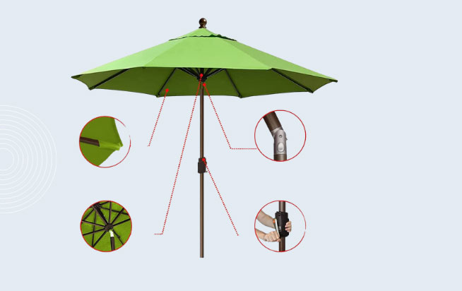 best welding umbrella