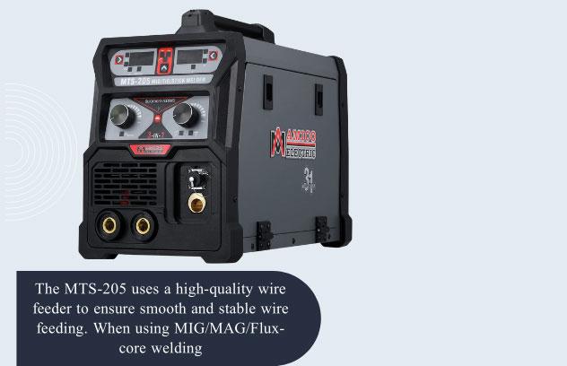 MTS-205 205 Amp MIG